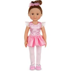 Melissa & Doug 14'' Victoria Ballerina Doll