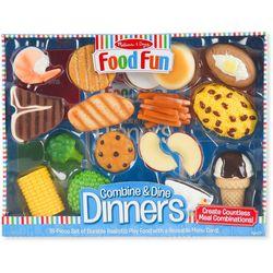 18-pc. Combine & Dine Dinner Set