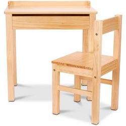 Melissa & Doug Kids Lift-Top Desk & Chair Set