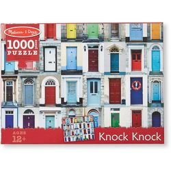 Melissa & Doug 1000-pc. Knock Knock Jigsaw Puzzle