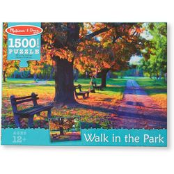 Melissa & Doug 1500-pc. Walk In The Park