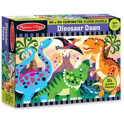 Melissa & Doug 24-pc. Dinosaur Dawn Floor Puzzle