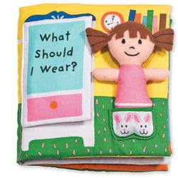 What Should I Wear Activity Book