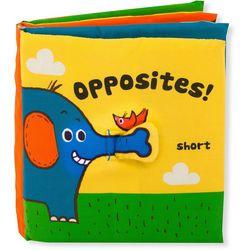 Opposites Soft Activity Book