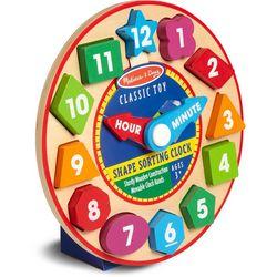 Shape Sorting Clock