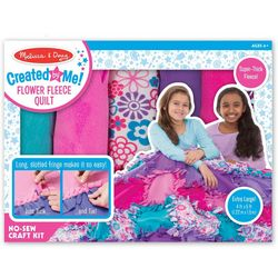 Melissa & Doug Created by Me! Flower Fleece