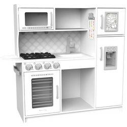 Cloud White Chef's Kitchen