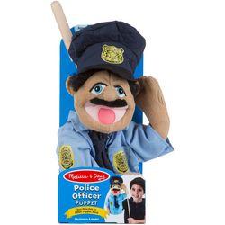 Police Officer Wren Puppet