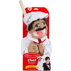Chef Alfredo Puppet