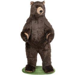 Melissa & Doug Grizzly Bear Plush Toy