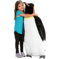 Melissa & Doug Emperor Penguin Plush Toy