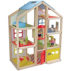 Melissa & Doug High-Rise Dollhouse & Furniture Set