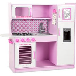 Melissa & Doug Cupcake Pink Chef's Kitchen
