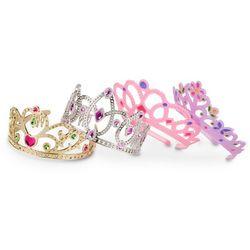Melissa & Doug 4-pk. Crown Jewels Role Play Tiaras