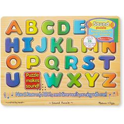 Melissa & Doug 26-pc. Alphabet Sound Puzzle