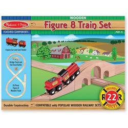 Figure Eight Train Set
