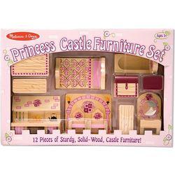 Melissa & Doug Princess Castle Furniture