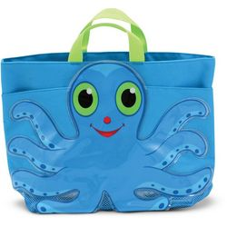 Melissa & Doug Flex Octopus Kids' Beach Tote