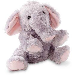 Melissa & Doug Sterling Baby Elephant Stuffed Animal