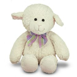 Melissa & Doug Lovey Lamb Stuffed Animal