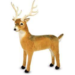 Melissa & Doug Large Deer Stuffed Animal