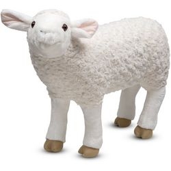 Melissa & Doug Large Sheep Stuffed Animal