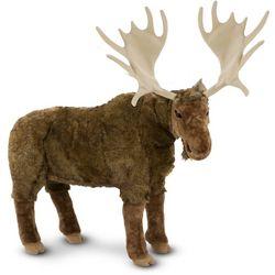 Melissa & Doug Large Moose Stuffed Animal