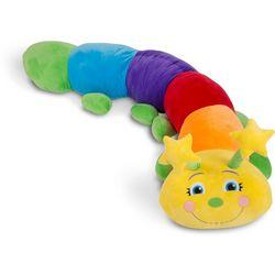 Melissa & Doug Large Rainbow Caterpillar Stuffed Animal