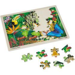 Melissa & Doug Rainforest Wooden Jigsaw Puzzle
