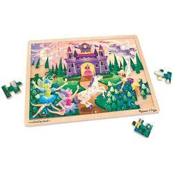 Melissa & Doug Fairy Fantasy Wooden Jigsaw Puzzle