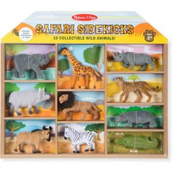 Melissa & Doug Safari Sidekick Wild Animals