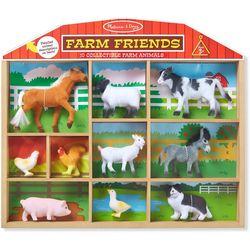 Melissa & Doug Farm Friend Animals