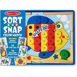 Sort & Snap Color Match