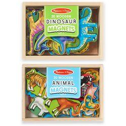 Magnetic Animals & Dinosaurs Bundle