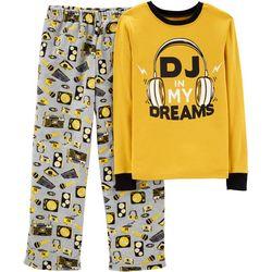 Carters Little Boys DJ In My Dreams Pajama Set