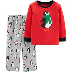 Carters Toddler Boys Cool Penguin Pajama Set