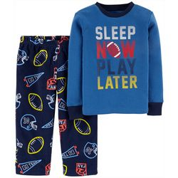 Carters Toddler Boys Sleep Now Play Later Pajama Pants Set
