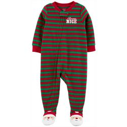 Carters Toddler Boys Always Nice Snug Fit Footie Pajamas