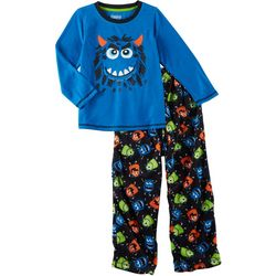 Only Boys Little Boys 2-pc. Lift Me Up Pajama Set