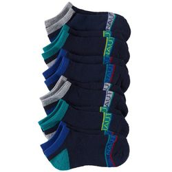 Nautica Boys 6-pk. Logo Cushion Low Cut Socks