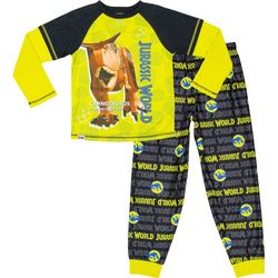 Lego Jurassic World Little Boys Dinosaur Pajama Pants Set