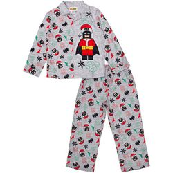 Lego Batman Little Boys Santa Batman Pajama Pants Set