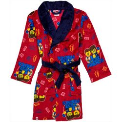 Lego Big Boys Vest Friends Long Sleeve Robe