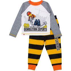 Lego Toddler Boys Demolition Experts Pajama Pants Set