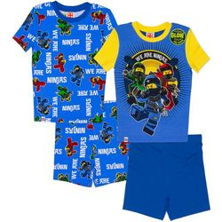 Lego Big Boys 4-pc. We Are Ninjas Shorts Set