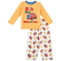 Lego Duplo Toddler Boys Build My Ride Pajama Set