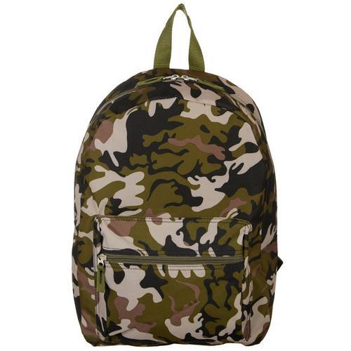 52b25541 UBM Kids Camouflage Backpack