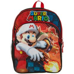 Super Mario Brothers Boys Super Mario Backpack