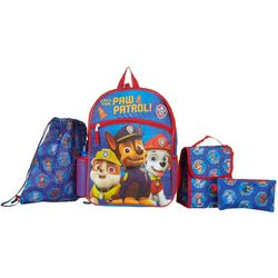 Nickelodeon Paw Patrol Boys 5-pc. Backpack Set