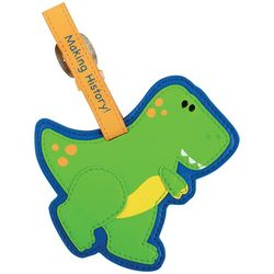 Stephen Joseph Boys Dinosaur Luggage Tag